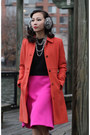 Jcrew-coat-zara-scarf-topshop-skirt-topshop-top-forever-21-necklace
