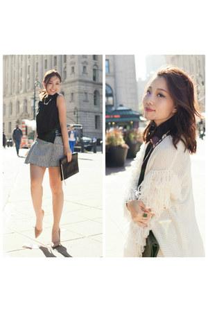asos skirt - 31 Phillip Lim bag - asos top