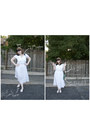 White-vintage-dress