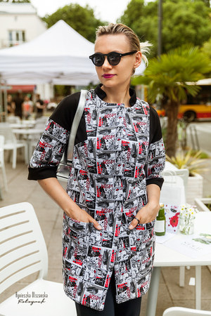 peperuna jacket - new look bag