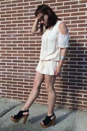 okeysi dress - Marypaz heels