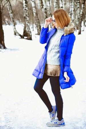patterned Zohara tights