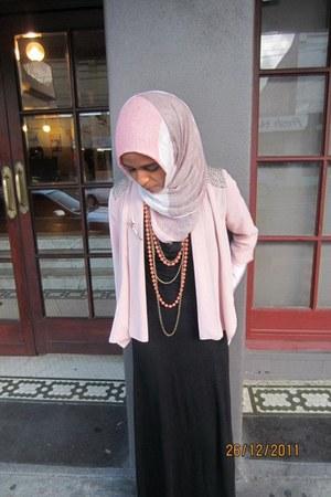 pink blazer Valleygirl jacket - maxi dress Topshop dress
