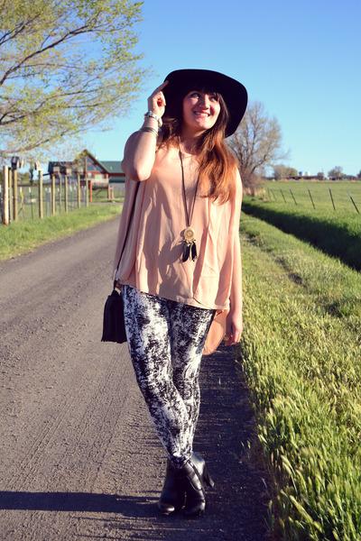 light pink chiffon Jolly Brands blouse