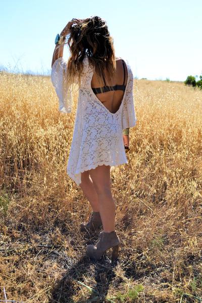 Millau dress - Jeffrey Campbell heels