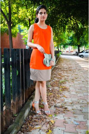 Myntra dress - Aldo accessories - Accessorize accessories