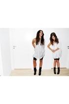 H&M shirt - H&M leggings - Topshop shoes