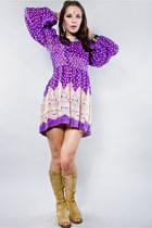 mini dress vintage dress