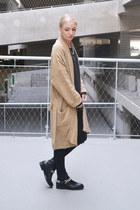 Zara boots - asos jeans - Mango cardigan - Zara sweatshirt - Primark necklace