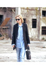 Pull-bear-jeans-h-m-blazer-h-m-shirt-zara-bag-converse-sneakers