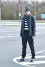 Zara-shoes-cheap-monday-hat-mango-jacket-we-sweater-cheap-monday-scarf