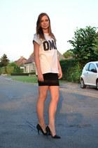 Topshop t-shirt - asos skirt