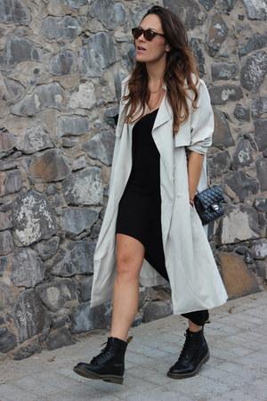 H&M Trend coat - MrBoho sunglasses