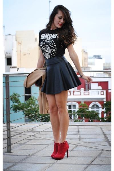 Forever21 skirt - Primark t-shirt