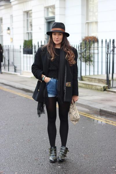 BLANCO boots - Zara jumper
