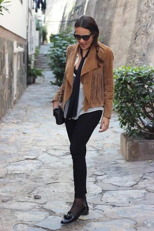 Fórmula joven jacket - Zara scarf