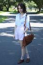 Brown-vintage-sunglasses-blue-american-eagle-blouse-pink-httpstoresebaycomtw