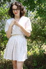 White-httpstoresebaycomtwitchvintage-dress-gold-payless-shoes