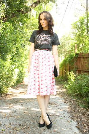 velvet clutch vintage purse - Twitch Vintage t-shirt
