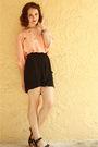 Pink-httpstoresebaycomtwitchvintage-blouse-black-target-skirt-black-zara-sho