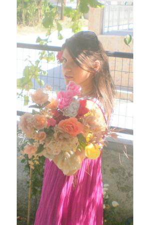 pink Cavalli dress