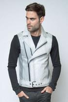 Men's Subliminal Moto Vest