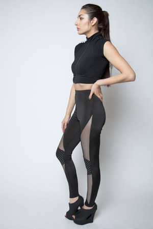 Michelle Überreste leggings