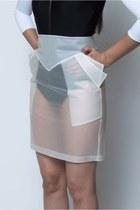 Michelle-Überreste-skirt