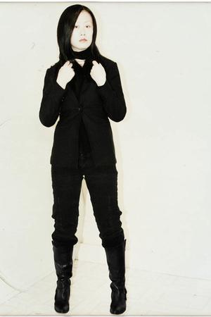 black Ya Ya pants