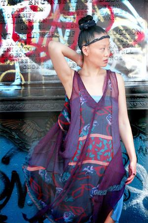 Twinkle By Wenlan dress - foley & corinna skirt - Unocosa - CYD