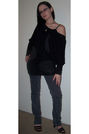 forever 21 shirt - forever 21 jeans - forever 21 shirt - aerosoles shoes - 99 On