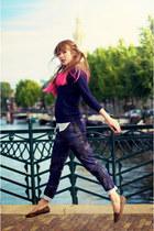 H&M pants - H&M jumper