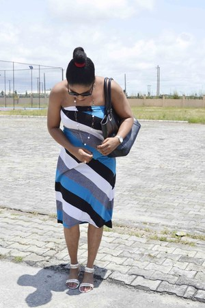 Forever 21 skirt - sandals - asos sandals