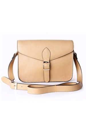 leather satchel VForRevolution bag