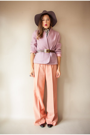 pink Viral Threads Vintage jacket - peach Viral Threads Vintage pants