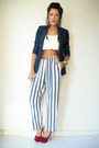 Tahari-blazer-stripe-vintage-pants-crop-free-people-blouse