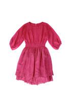 hot pink VIRVIN dress
