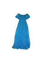 sky blue VIRVIN dress