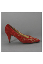 Red-norma-kamali-shoes