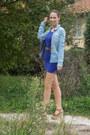 Blue-h-m-dress-denim-h-m-shirt