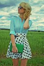 C-a-blouse-h-m-skirt-asos-heels