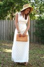 Crochet-maxi-vintage-gregg-draddy-dress