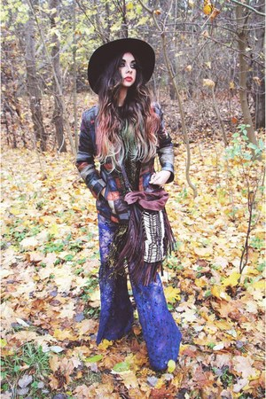 dreamweaver bag Spell and the Gypsy Collective bag - poppy Catarzi hat