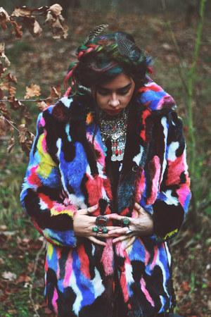multicolor Story of Lola jacket