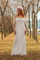 AmiClubWear dress - AmiClubWear heels - H&M hair accessory