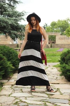 popreal dress - Popjulia sandals