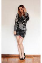 popreal dress - AmiClubWear heels