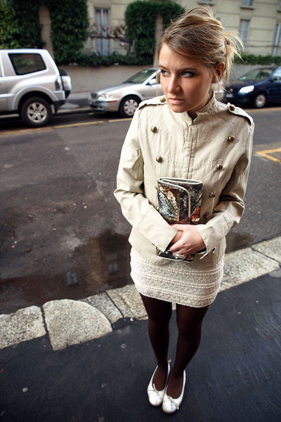 Primark jacket - H&M dress - Accessorize accessories
