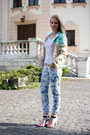 Bomber-new-yorker-jacket-tie-dye-jeans-leather-asoscom-sandals