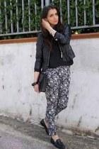 H&M shirt - H&M bag - H&M pants